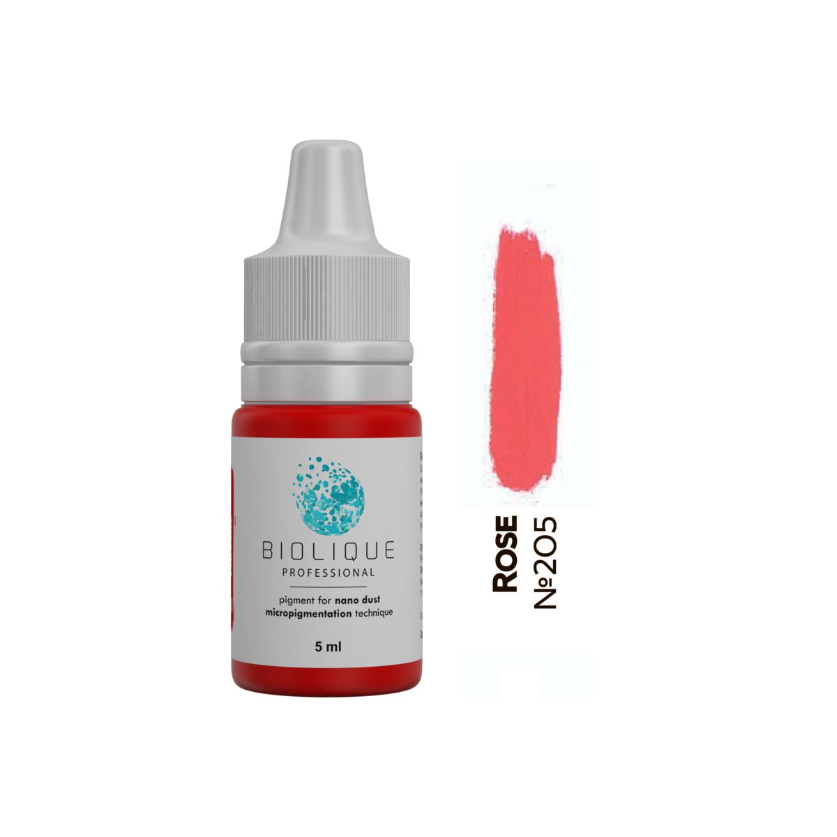 Biolique Professional ROSE 5 ml Makijaż permanentny