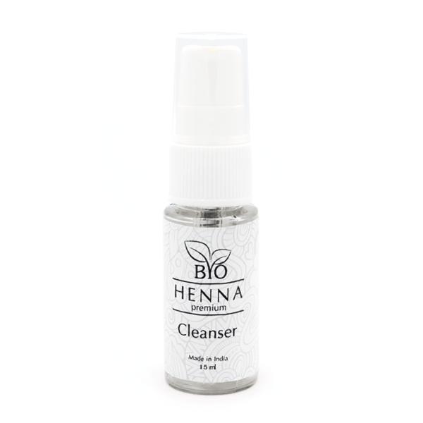 Bio Henna Premium Cleanser 15 ml Oprawa Oka