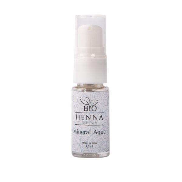 Bio Henna Premium Mineral Aqua 15 ml Oprawa Oka