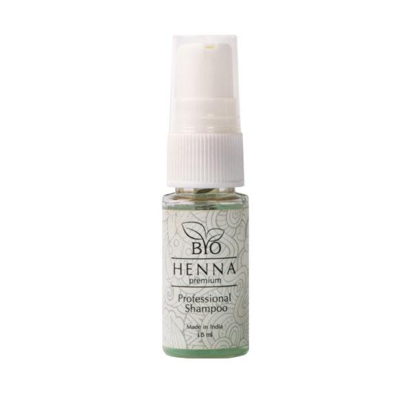Bio Henna Premium Professional Shampoo 15 ml Oprawa Oka