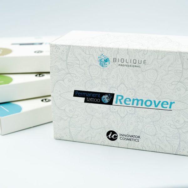 Biolique Professional Bio Remover Step 1 Makijaż permanentny