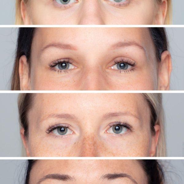 Mata szkoleniowa Brwi+Oczy – HENNA/PMU Akcesoria